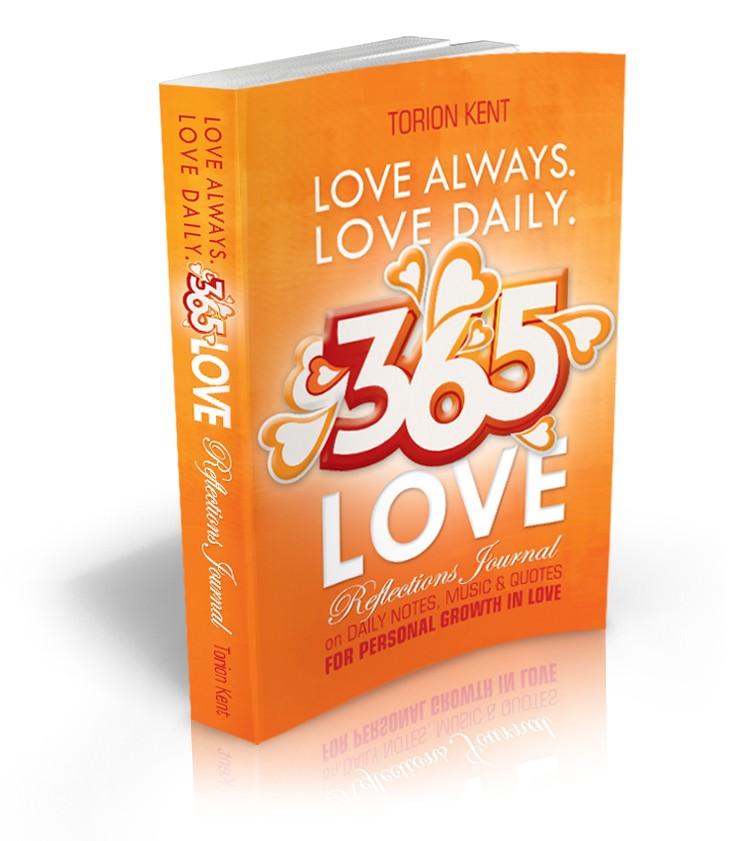 365 Love RJ Torion Kent Cover