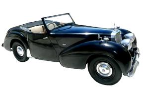 1949 Triumph Roadster TR2000