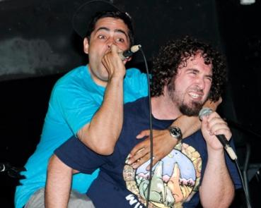 MC Rrandumb & Jewish Dave