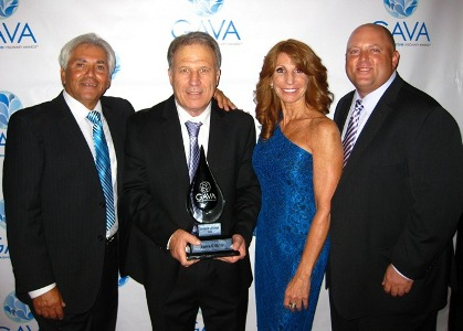 2012 Inspire Award recipient