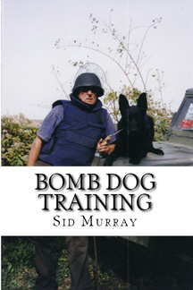 Bomb Dog Training