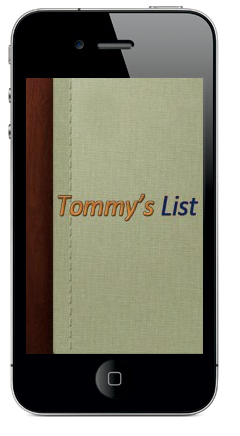 Tommy's List App Store | The Reverse Angie's List Tool for Construction industry