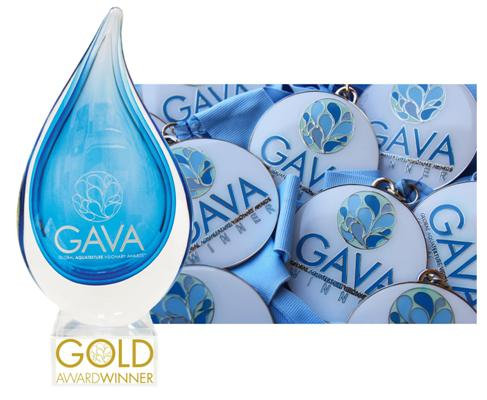 GAVA Awards trophy