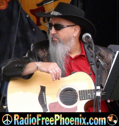 A Man Called Bruce at Sequatchie Festival 10/6/12