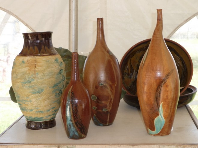 Exciting Crafts on Display for Two Days at Crafts in the Meadow Oct 20 and 21