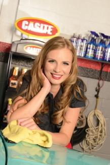 Karolina, Miss Motor Honey 2013