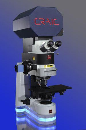 2020 PV now with Raman microspectroscopy