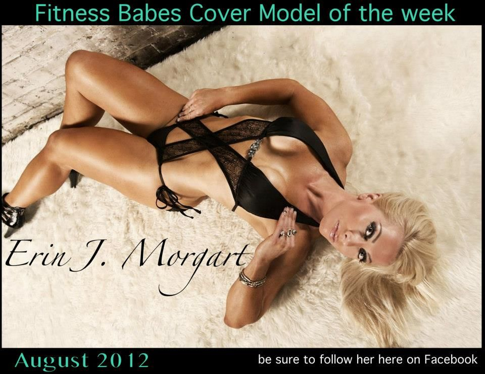 Fitness Babes Cover Model 2012