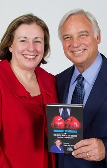 Hanna Hasl-Kelchner and Jack Canfield, Chicken Soup for the Soul co-creator
