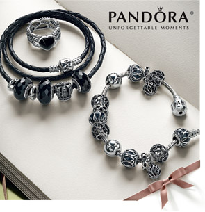 Pandora Fall 2012 Charm Collection