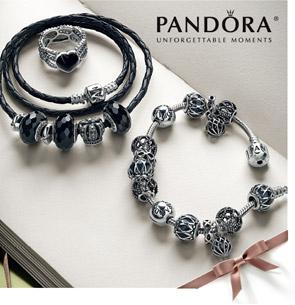Pandora Fall 2012 Charm Collection