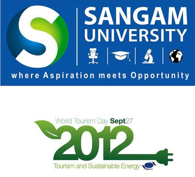 Sangam University Bhilwara Rajasthan - World Tourism Day 2012