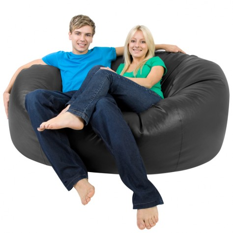 Bean bag chairs why are they so great beanbagbazaar - Pouf poire d exterieur ...