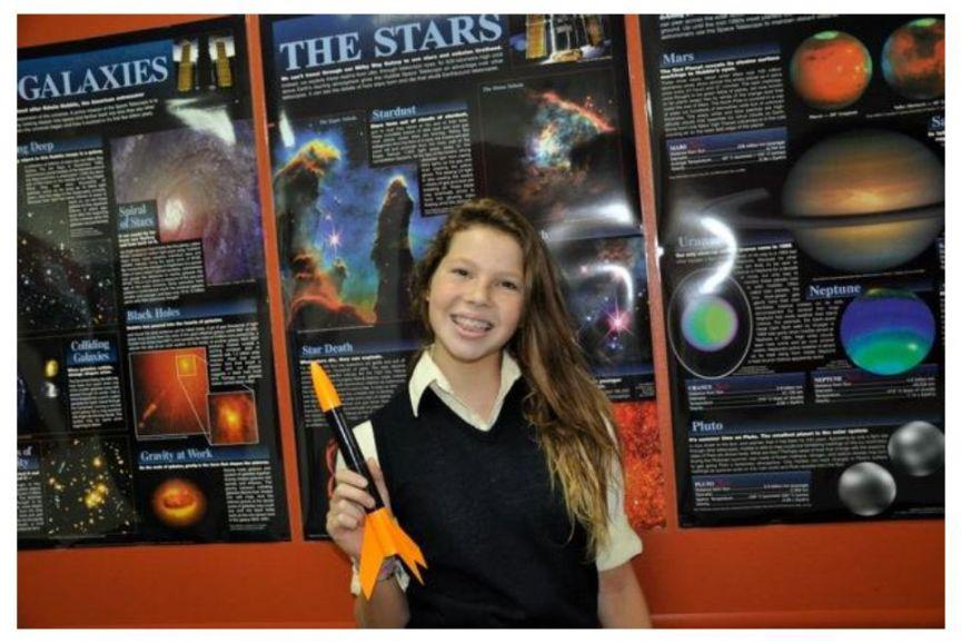 Addie Cramer - 2012 RFTS winner