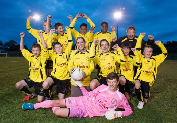 Newent FC 2 web