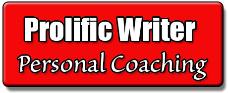Prolific Writer Personal Coaching
