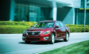 2013 Altima available at Conyers Nissan