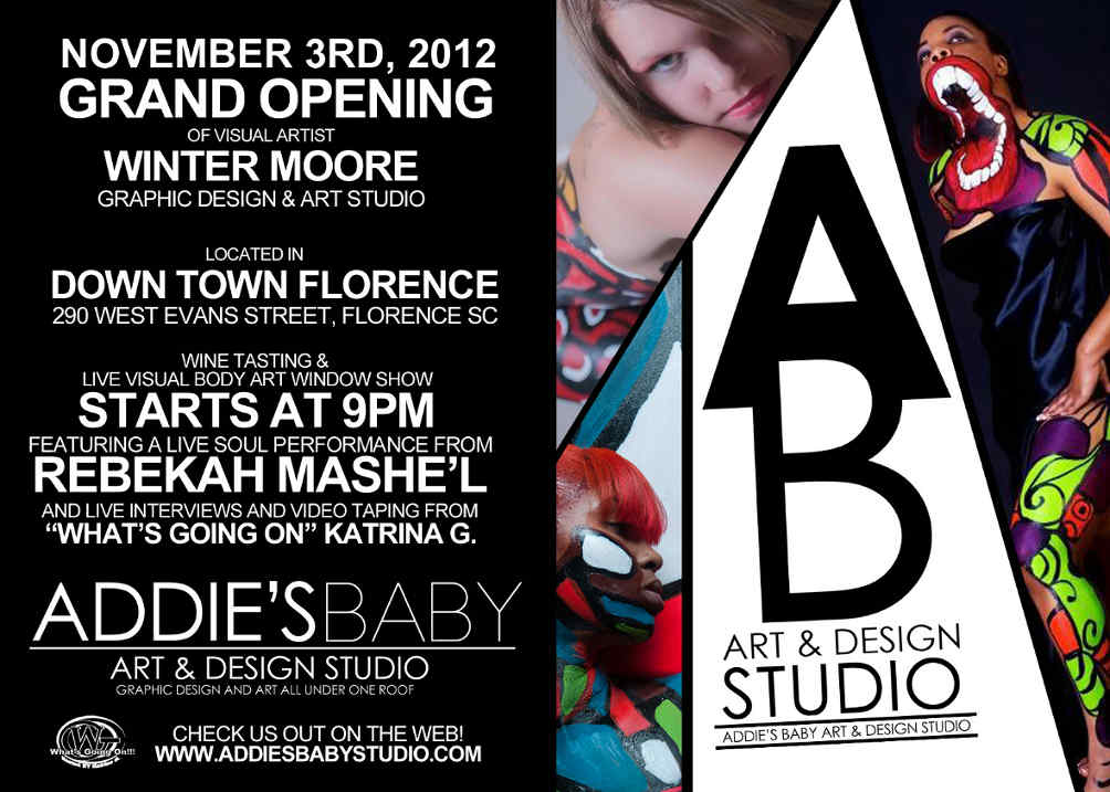 Addie's Baby Art & Design Studio