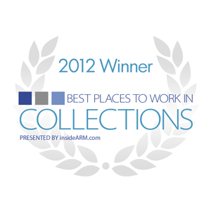 Best Places to Work in Collections