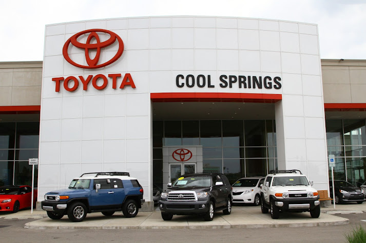 toyota of cool springs reports toyota will make more than 1 million