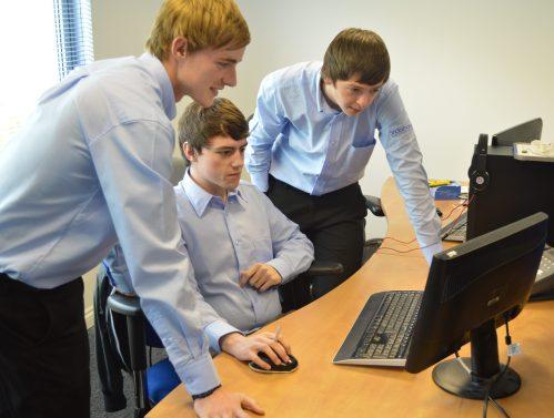 Sinclair Voicenet adopts modern apprentice programme web