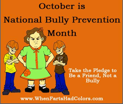Pledge to Be a Friend, Not a Bully