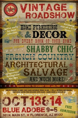 The Salvage Co. Vintage Roadshow