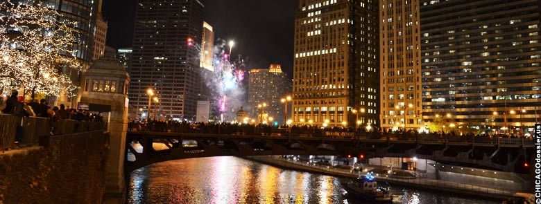 there are many exciting ways to celebrate christmas in chicago
