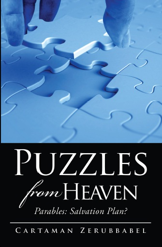 Puzzles from Heaven front cover