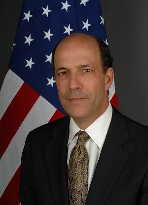 Ambassador John Roos low res