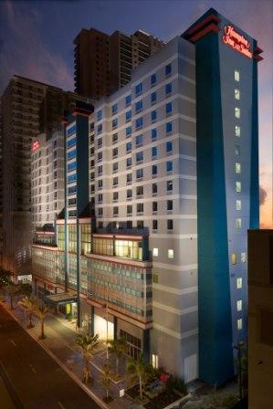 Brazilian Led Hampton Inn Amp Suites Miami Brickell Downtown