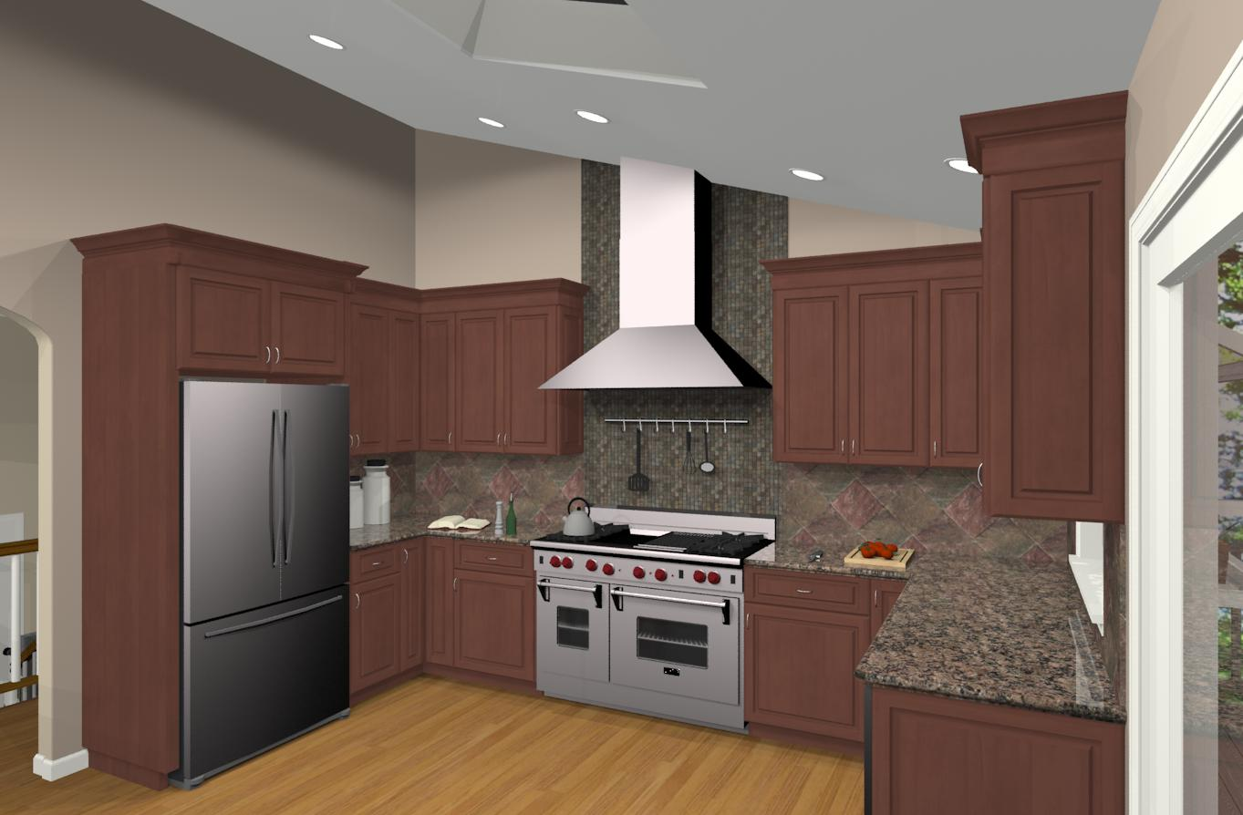 Kitchen design build remodeling