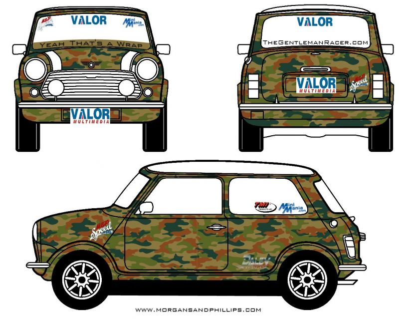Mp speed apparel unveils sema project car mp speed apparel prlog mini mockup blueprint malvernweather Image collections