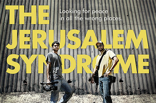 The Jerusalem Syndrome Poster