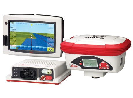 Leica Geosystems Agriculture products
