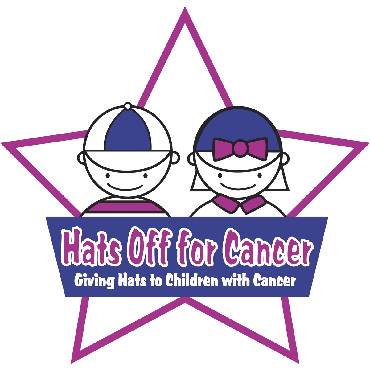 Hats Off For Cancer logo