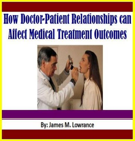 eBook Cover How Doctor-Patient Relationships can A