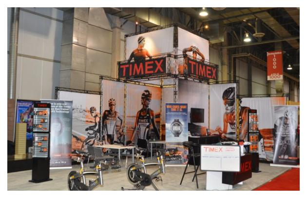 Exhibition Stand Fittings : M exhibition stands launches zero fee