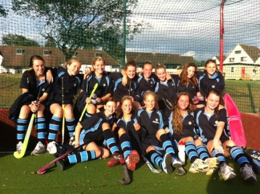U14 Girls Hockey Team