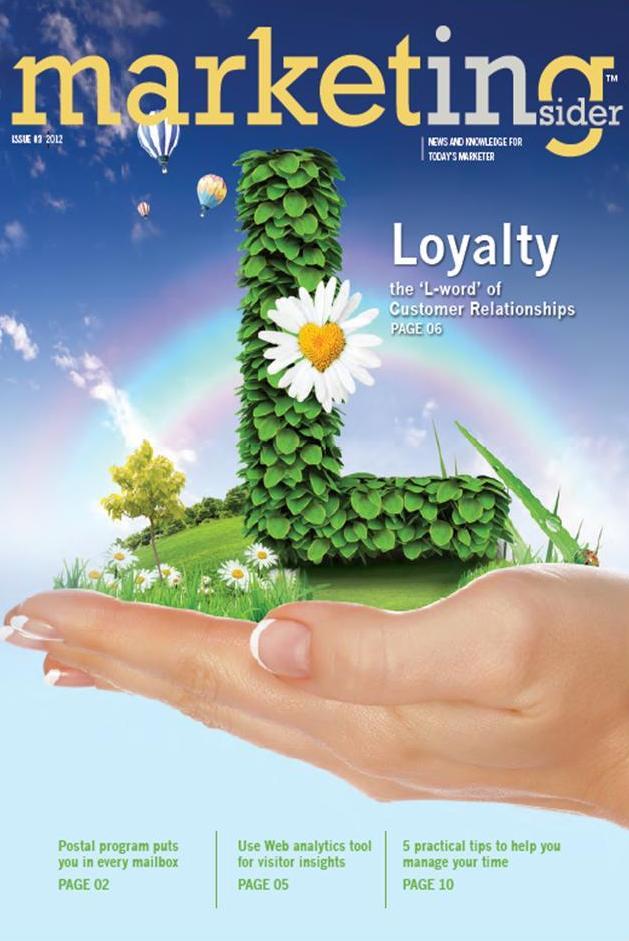 Marketing Insider - Issue 3 2012
