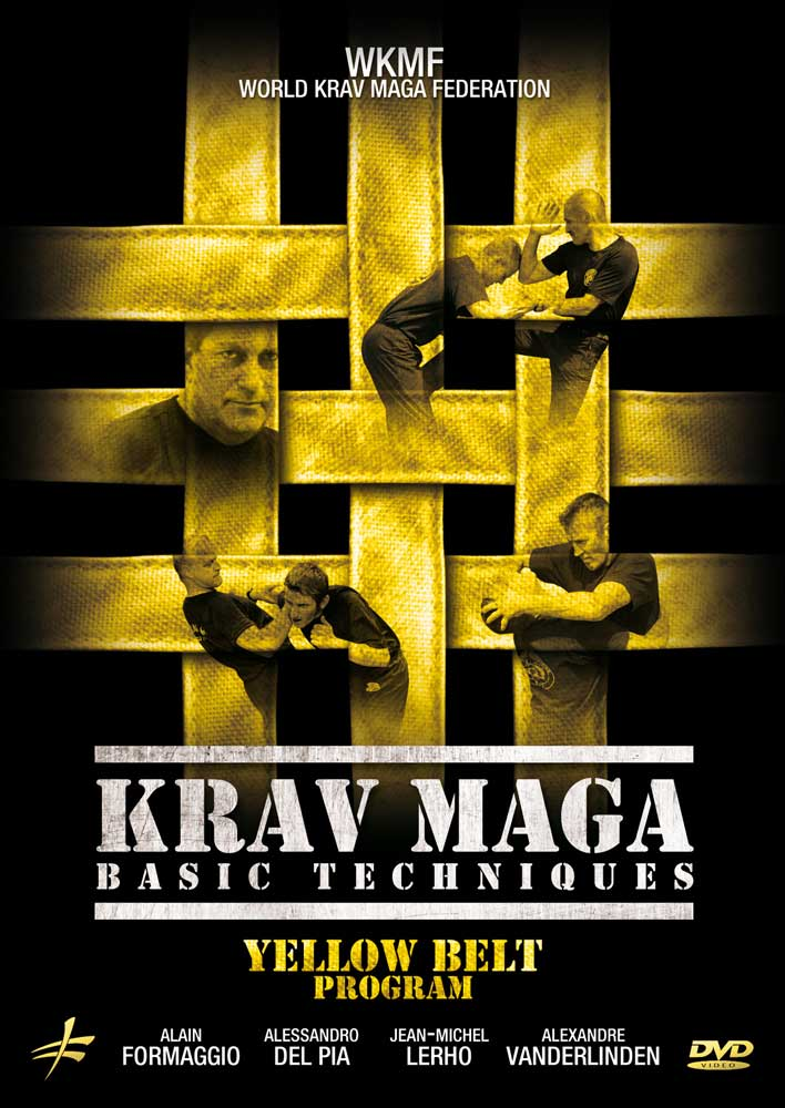 Krav Maga: Yellow Belt