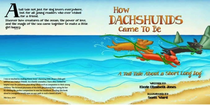 How Dachshunds Came To Be ~ Now Available on Amazon