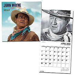 2013 John Wayne Calendar