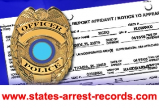 State of Illinois Arrest Records
