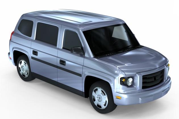 MV-1 Mobility Van