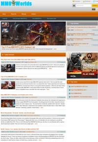 Top MMORPG 2013