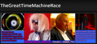 The Great Time Machine Race Banner (Copyright 2012)