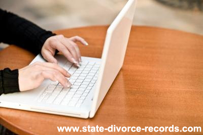 Search for Divorce Records