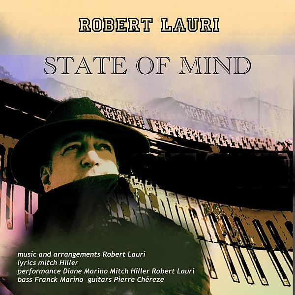 Album State of Mind by Robert Lauri
