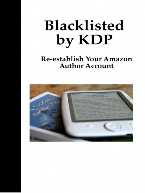 Has Your Amazon KDP Author Account been Suspended?